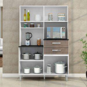 8721776640 1 G Kit Cozinha Compacta Flvia 7 Portas E 2 Gave201