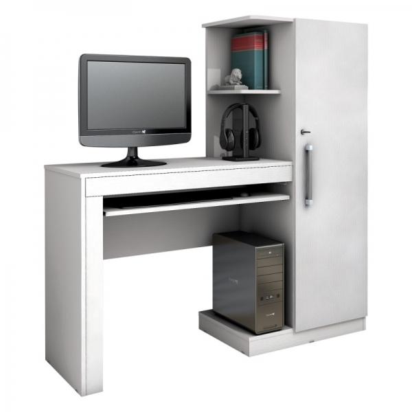 8721790712 608 G Escrivaninha Office Branco rtico