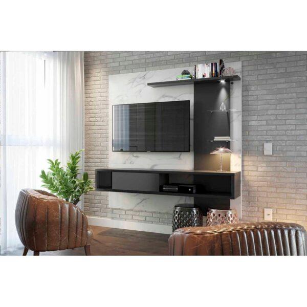 8722111997 1 GG Painel Home para TV at 60 Polegadas 3 Pratel