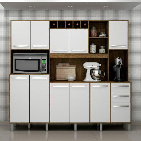 ValdemC3B3veis Cozinha Compacta Petra 11 PT 2 GV IpC3AA e Branca 9539 042516 1 zoom