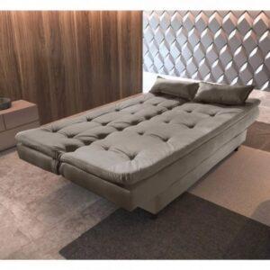9285359954 8688400018 1 G Sofa Cama 3 Lugares Luxo Estofados Cappuccin201