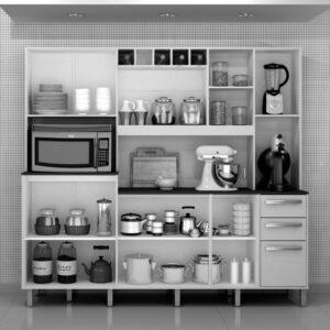 9163587266 ValdemC3B3veis Cozinha Compacta Petra 11 PT 2 GV IpC3AA e Branca 1386 042516 3 zoom